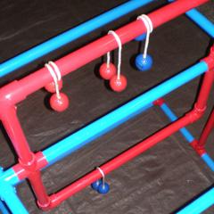 Bolo Ladder Toss carnival game