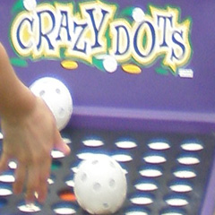 Crazy Dots carnival game