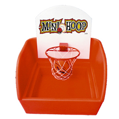 Hit the Hoop basketball carnival game
