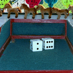 Lucky Dice carnival game