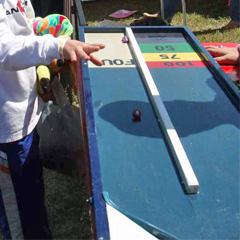 Rebound carnival game