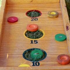 Washers carnival game