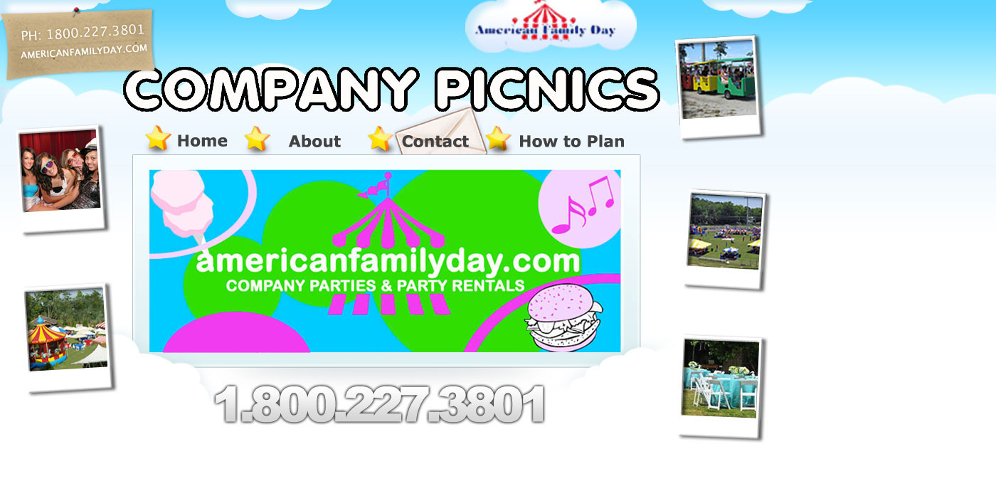 company picnic, event planner, corporate event, outdoor event, cook out catering