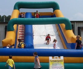 Inflatable Slides for Rent in Alpharetta, Georgia