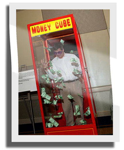 money cube pic