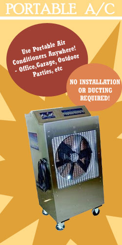 portable air conditioner, air conditioning, portable A/C
