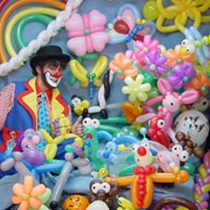 Balloon Artist, Balloon Twister