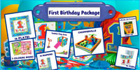 First Birthday Party Package