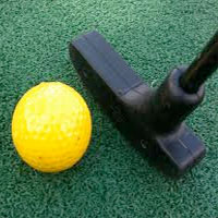Extra Putter and Ball rental