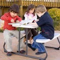 Kids Picnic Table Rental