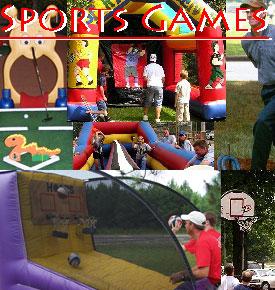 Rent Sports Games in Marietta, Georgia