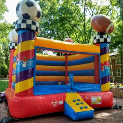 open air sports bounce