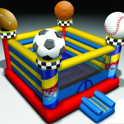 Open Air Sports Bounce House