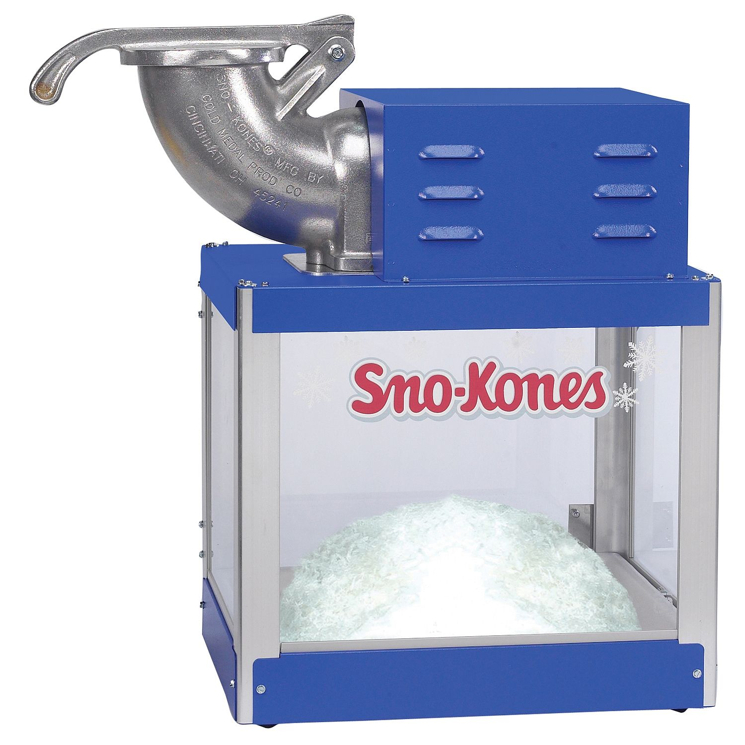 Superieur Sno Cone Machine