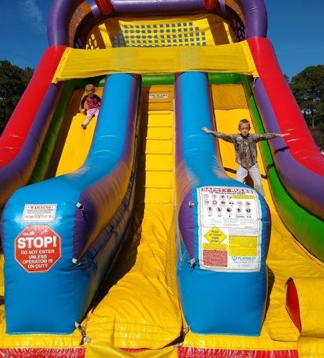 Giant slide 6