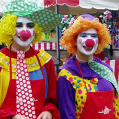 Clown Suit Rental