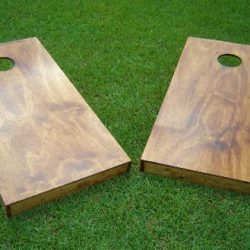 corn hole boards