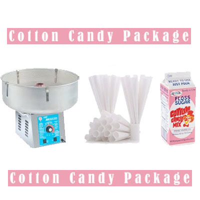 Cotton Candy Package Deal
