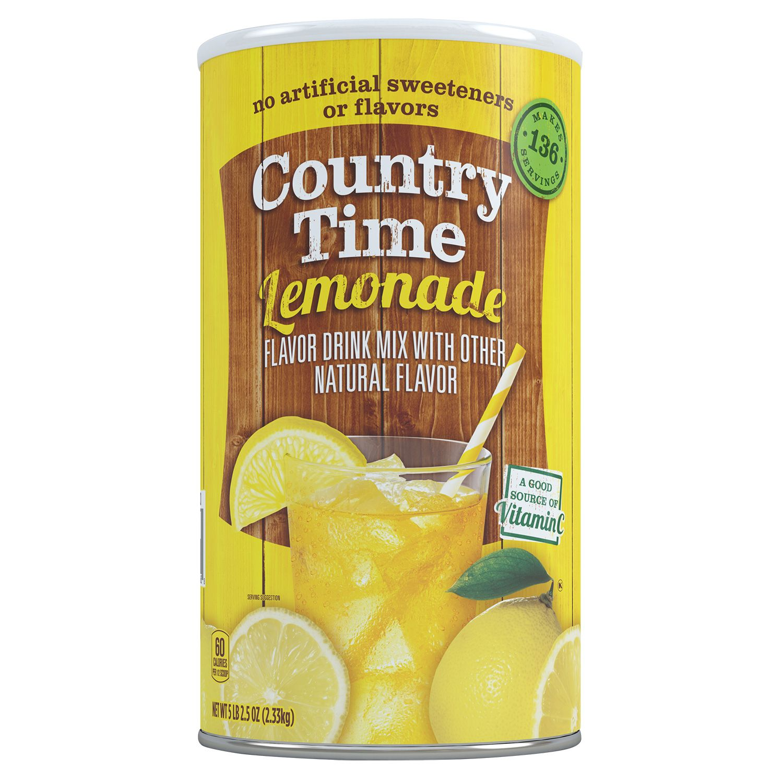 Lemonade Powder Mix