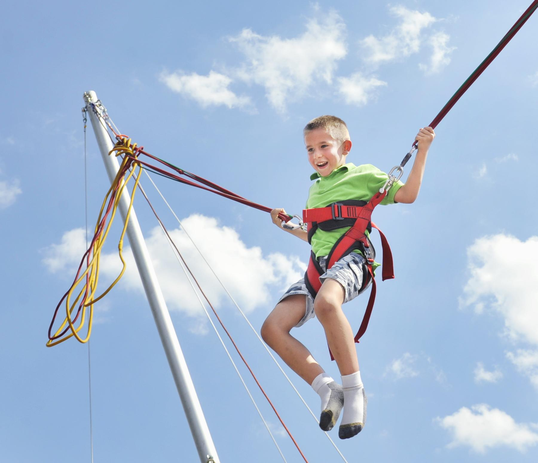 Why Is A Trampoline Good For Kids