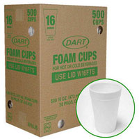 16 oz. Foam Cup Case