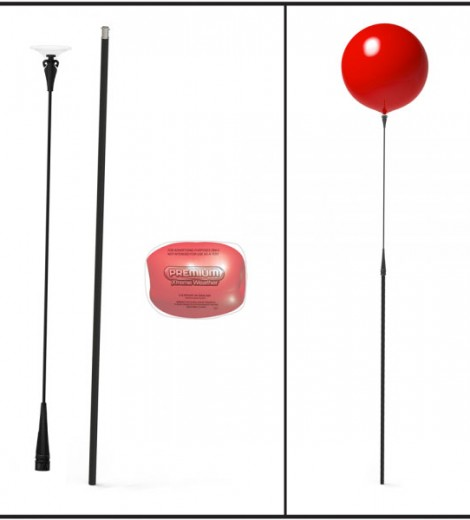 Long Pole Kit Parts