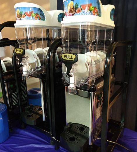 Double Margarita Machine / Slush Machine / Frozen Drink Machine