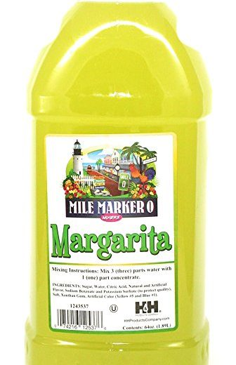 Margarita Mix (Mile Marker)