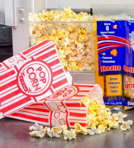 Popcorn Bag (1 oz.)