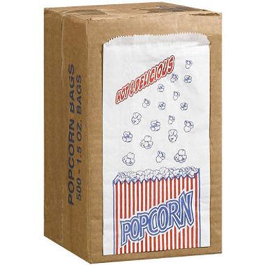 Popcorn Bag Case