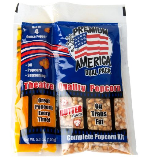 4 oz. Popcorn Pack