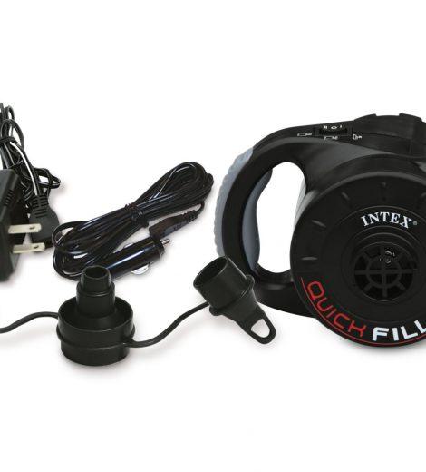 Quick Fill Air Inflator / Balloon Compressor