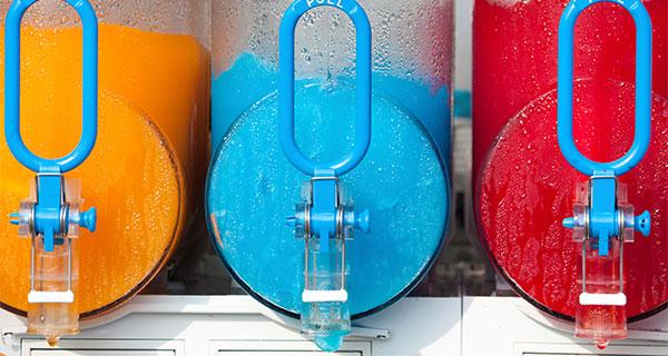 margarita mix slush machine