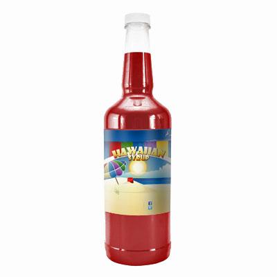 Snow Cone Quart Bottle