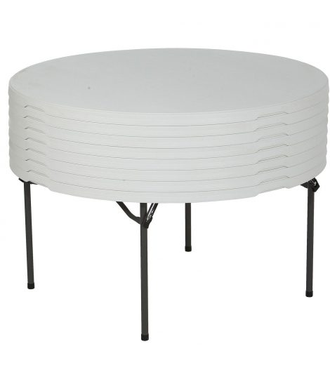 """5 ft Round Table / 60"""" Round Table"""