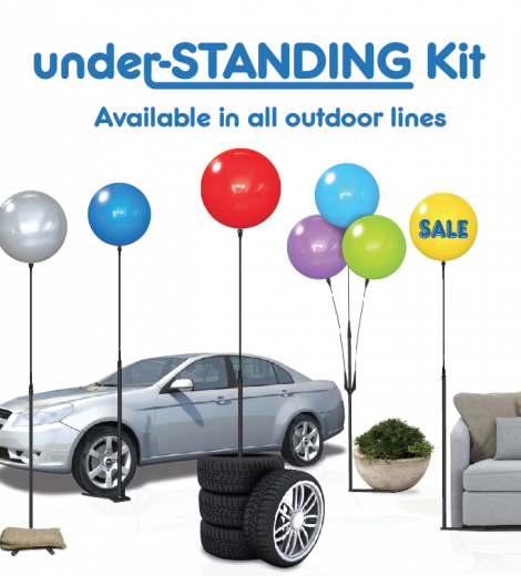 Stand Balloon Kit