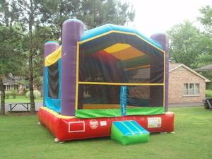 wacky bounce house