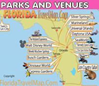 florida map of parks