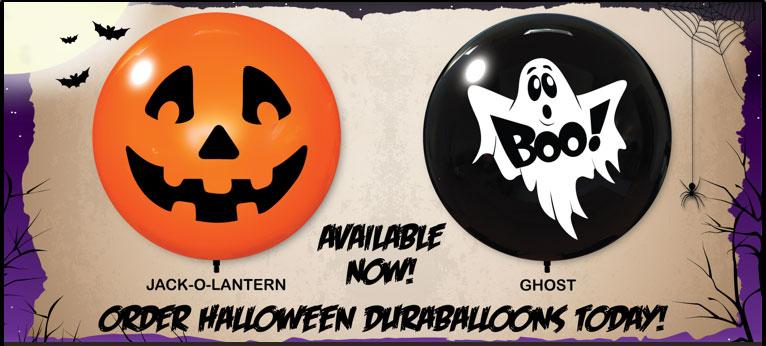 Reusable Halloween Balloons