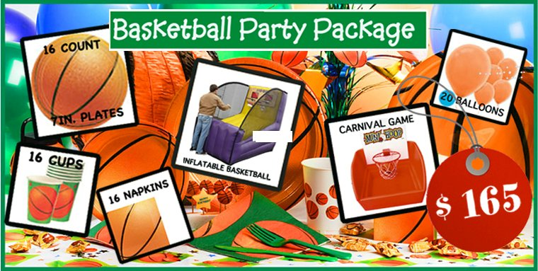 basketball-party-package