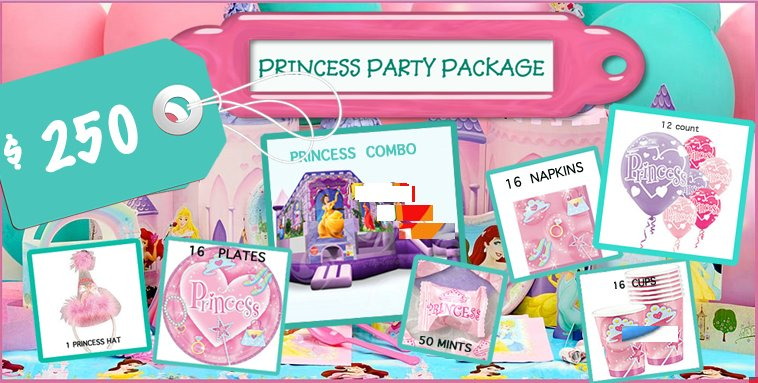 princess-party-package