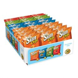 Frito-Lay Sun Chips Variety Box (30 ct.)