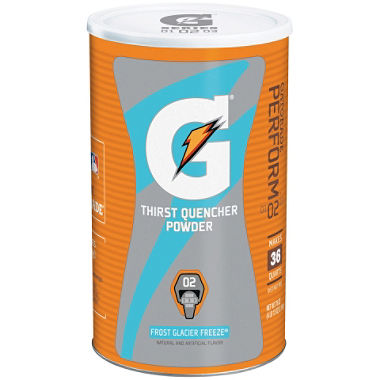 Gatorade Thirst Quencher Powder, Frost Glacier Freeze