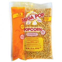 16 oz. Oil and Salt Kit Mega Popcorn Kit