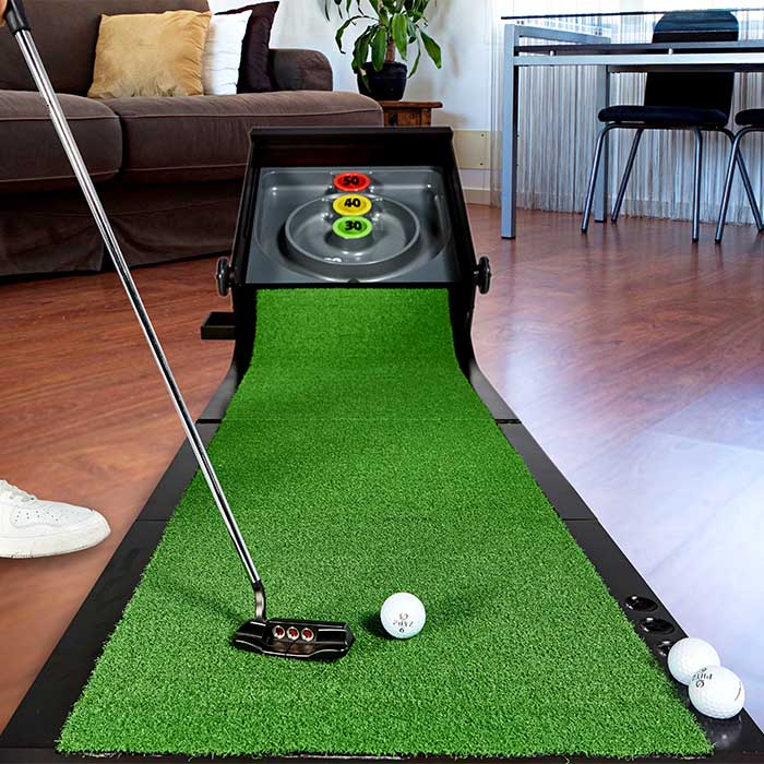 Putting Roll and Score - Portable Golf Game Rental - Putt ...