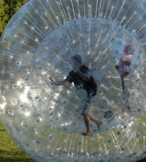 Zorb Ball / Hamster Ball Rentals