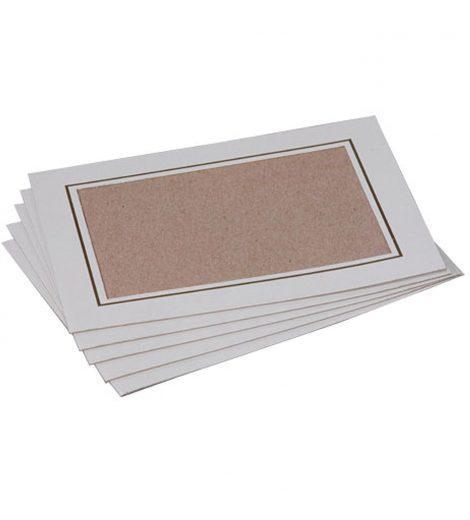 Spin Art Card Frame