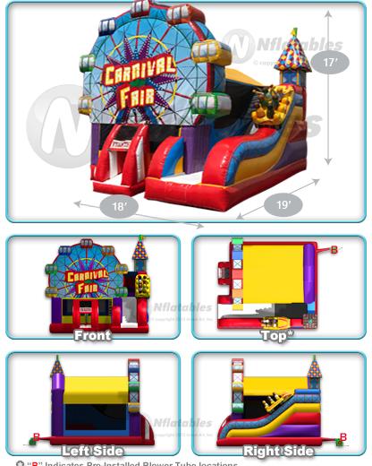 Carnival 5-in-One