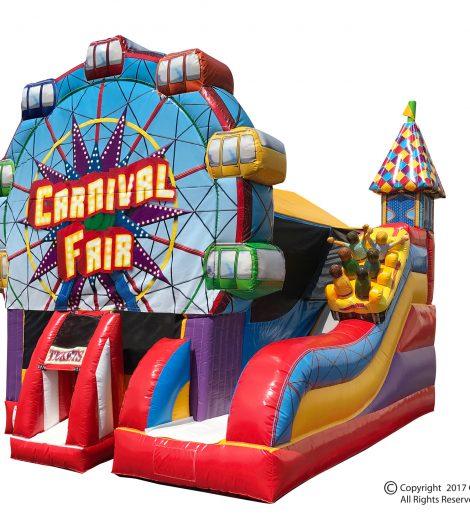 Carnival 5-N-1 Combo