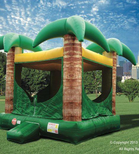 Palm Tree Bouncer 15'